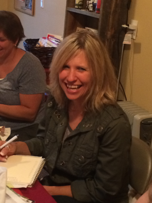 Journaling Workshop with Lauri Pointer